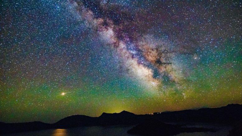 National Park Stargazing International Dark Sky Places IDA Dark Sky