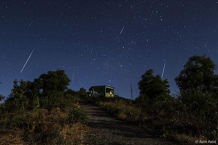 Geminids Meteor Shower Meteor Showers