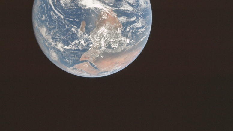 Earth Science Overview Effect