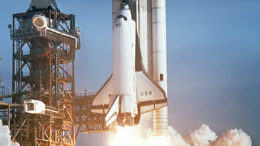 Space Shuttle COVID19