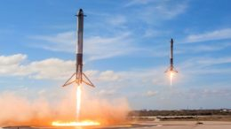 The History Of Reusable Rockets SpaceX