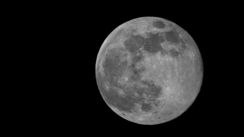 Supermoon Moon Ownership
