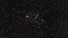 Messier 6 Butterfly Cluster