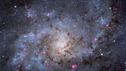 Messier 33 Triangulum Galaxy