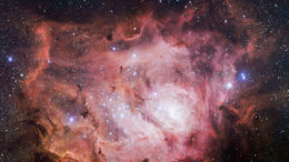 Messier 8 Lagoon Nebula