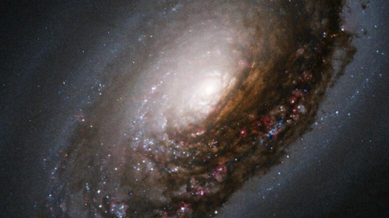 Messier 64 Black Eye Galaxy