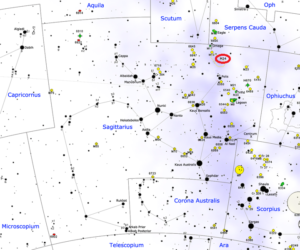 Messier 24 Sagittarius Star Cloud