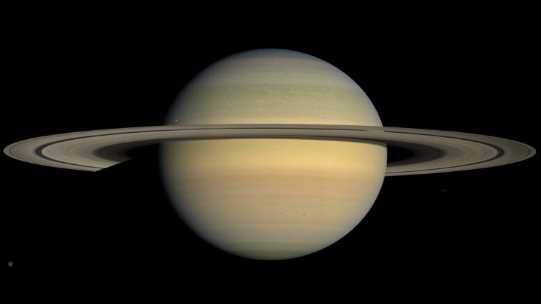 Saturn Mythology