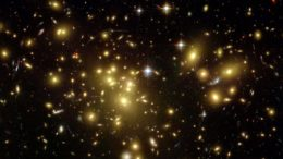 Galaxy Cluster Apparent Magnitude